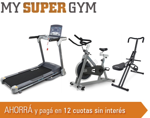 La casa del fitness for Rosario fitness gimnasio