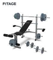 Equipo Fitnes Fitage Kit Fitage Box 4