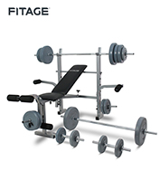Equipo Fitnes Fitage Kit Fitage Box 5
