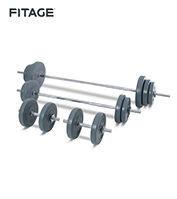 Equipo Fitnes Fitage Kit Fitage Hard V