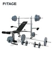 Equipo Fitnes Fitage Kit Fitage Set 5